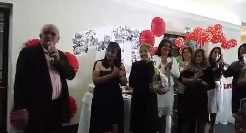 Festividades do Colégio Eduardo Montandon